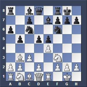 Chess Opening Theory Marshall Attack