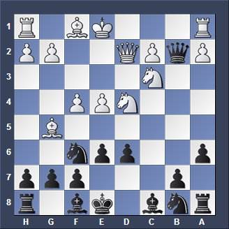 Sicilian Defense Najdorf variation poisoned Pawn