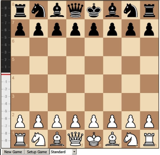 play chess against computer