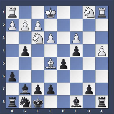 Chess Strategy - Step by Step